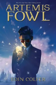 book Cover of Artemis Fowl